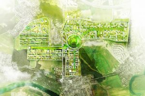 архитектурно градостроительное решение