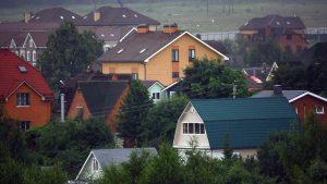 реестр неузаконенных домов и строений подмосковья